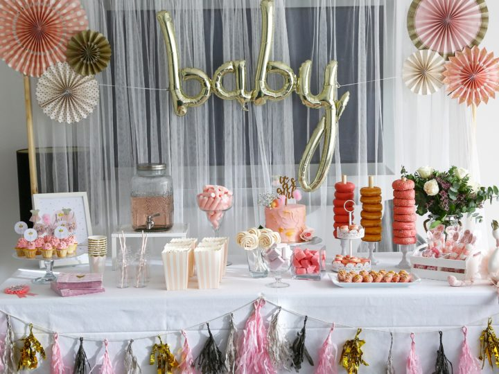 LAIA BABY SHOWER